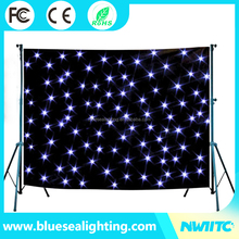 DMX led curtain LED ceiling light star sky led lights