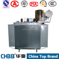 Customized three phase 20KV to 0.4KV distribution transformer 500KW 500KVA