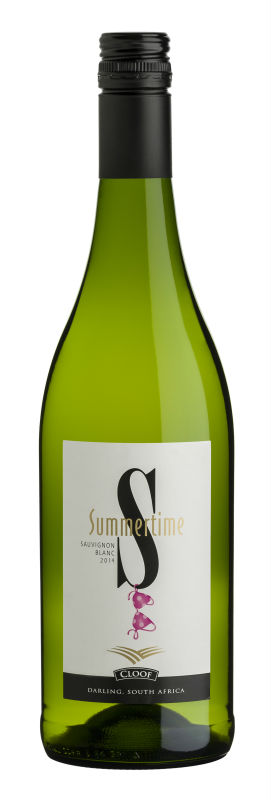 Wine Sauvignon Blanc Summertime South Africa