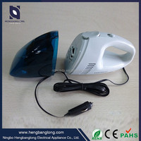 Portable hign quality 60w wet and dry car vacuum cleaner
