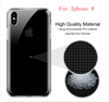2018 trending products ultra thin phone case for Iphone 8 case for iphone case transparent