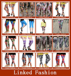 latest Spring and summer hot sell fashion Leggings