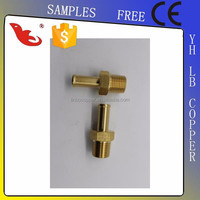 Male Thread Air Water Fuel Hose Barb Fitting Brass Adapter