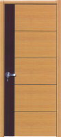 popular simple mdf wooden turkish residential pvc door design