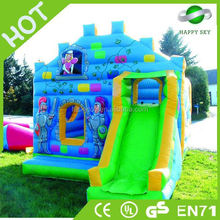 High quality and safe inflatable slide,giant slip and slide,inflatable slip n slide