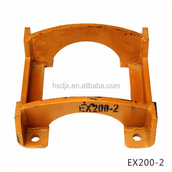 Hitachi excavator undercarriage parts track roller guard track chain guard track guard made in china for sale