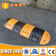 metal speed bumps one way speed hump rubber belt
