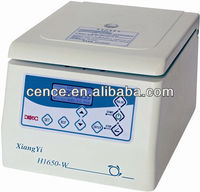 H1650W medical lap bench top high speed centrifuge