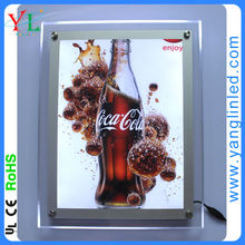LED Crystal Light Box for Real Estate Advertising