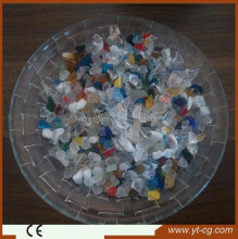 color crushed glass made in China factory with low price