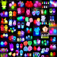 2015 Brand New Colors Changing Creative Cartoon LED Night Light Decoration Lamp Nightlight,great gift for kids
