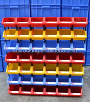 Rail Mount Bin &Box&Container Storage Screws Bolts Nuts Nails Fasteners Tool