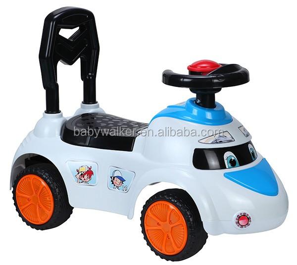 Venda quente carro de brinquedo de plástico BM81-50Q vermelho