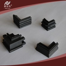 High quality mold products EPDM rubber seal angle corner bonding no leak wind and water