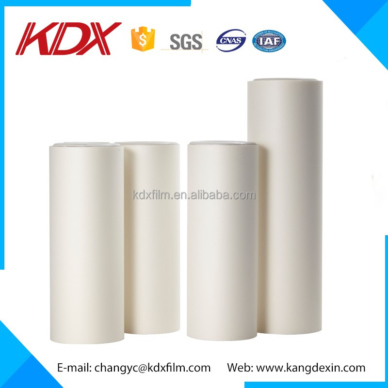 Self adhesive bopp plastic film bopp matte film made bopp matte thermal lamination film