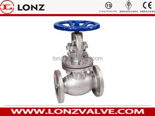 Cast Steel flange end Globe Valve