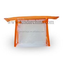 Customized Made Clear PVC Cosmetic Bags Wholesale
