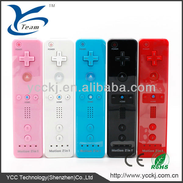remote built in motion plus for wii controller