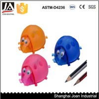 attractive plastic animal pencil sharpener