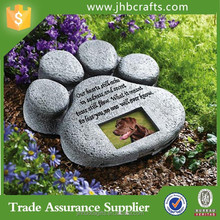 Engraved In Loving Memory Pet Memorial Garden Stone