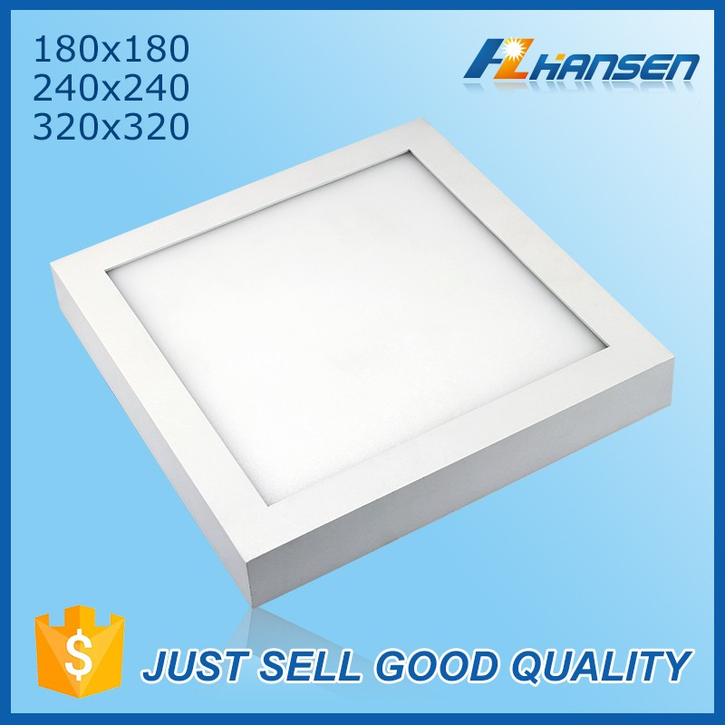 ip44/ip65 waterproof led panel light LED Square Z ceiling lights