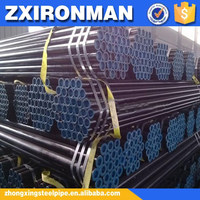 seamless steel tubes material st 37-2