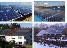 Bluesun brand solar panel 10kw solar system 10000w with battery power bank