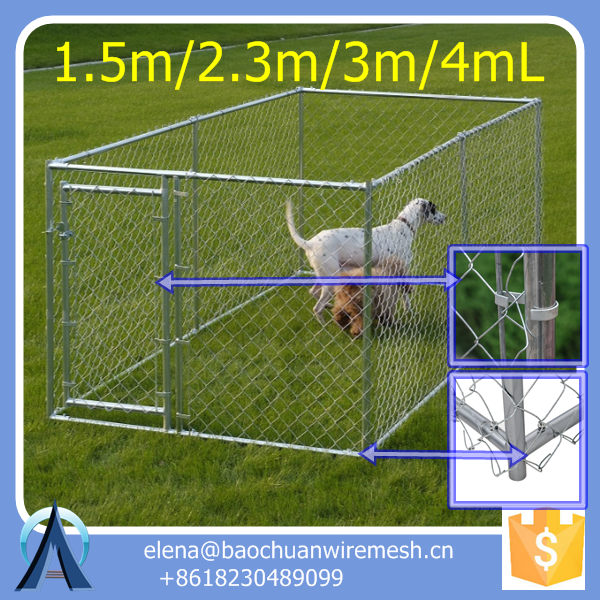 stainless steel dog cage/ dog cage lock