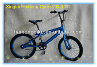 stylish modle red cheap strong steel 20 inch child/kids BMX bicycle for girl