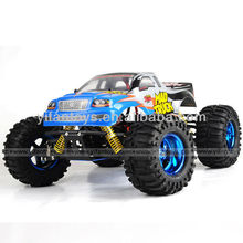 Heng Long 3851-2 Mad RC Monster EP RC Cars