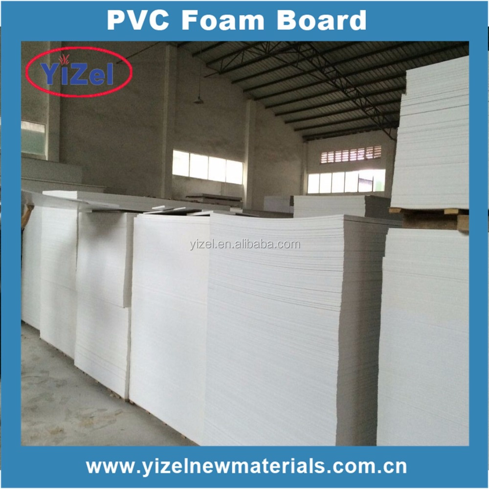 High quality Chinese manufacturer 4*8 white pvc sheet for photo album