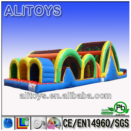 inflatable toys, inflatable obstacle course