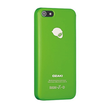 Special discount promotion Ozaki jelly color phone case for iPhone 5 5S