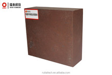 Fuse-rebonded half combined Magnesia-chrome refractory bricks RT-SRMGe-20