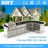 High-Quality Alibaba China Modern Modular Kitchen Cabinet Dubai