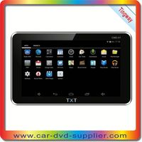 new trend product High Light screen car gps full hd auto rear view camera car navigation and entertainment system 7""