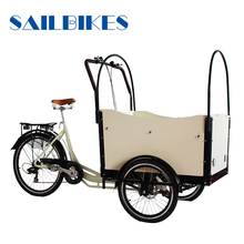 commerical new closed cabin cargo tricycle
