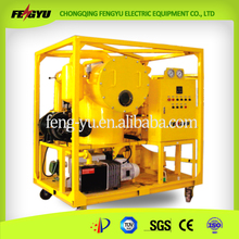 Waste Transformer Oil Recycling Plant/Transformer Oil Regeneration/Transformer Oil Treatment Machine