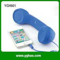 wireless retro pop phone handset