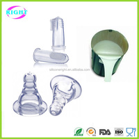 Food grade liquid silicone products