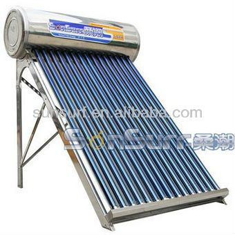 SunSurf New Energy SC-R01 low price solar water heater