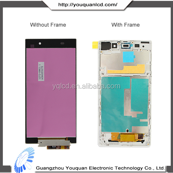 Original Wholesale Factory Price LCD Touch Screen Display Digitizer For Sony Xperia Z1 L39H