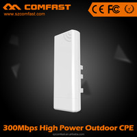 High Quality COMFAST CF-E312A 300Mbps 5.8Ghz Atheros 9344 Long Range Outdoor CPE With POE