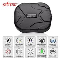 2016 newest TKSTAR car/motorcycle/bike gps tracker with strong magnet