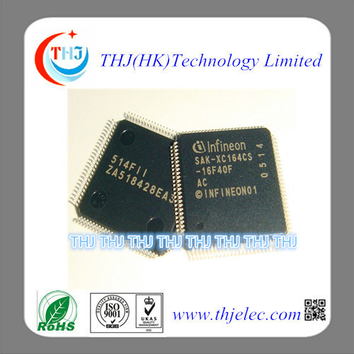 SAK-XC164CS-16F40F 16-Bit Single-Chip Microcontroller