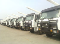 Special truck SINOTRUK howo log carrier truck for sale / truck with log loader
