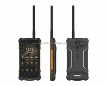 Gas use talkie walkie NFC Gas detector IP68 FHD Octa core 4G LTE industry android rugged cellphone