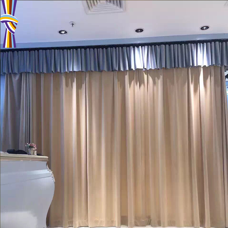 Ready Made Curtains Turkish Luxury Hotel Curtains Made In China