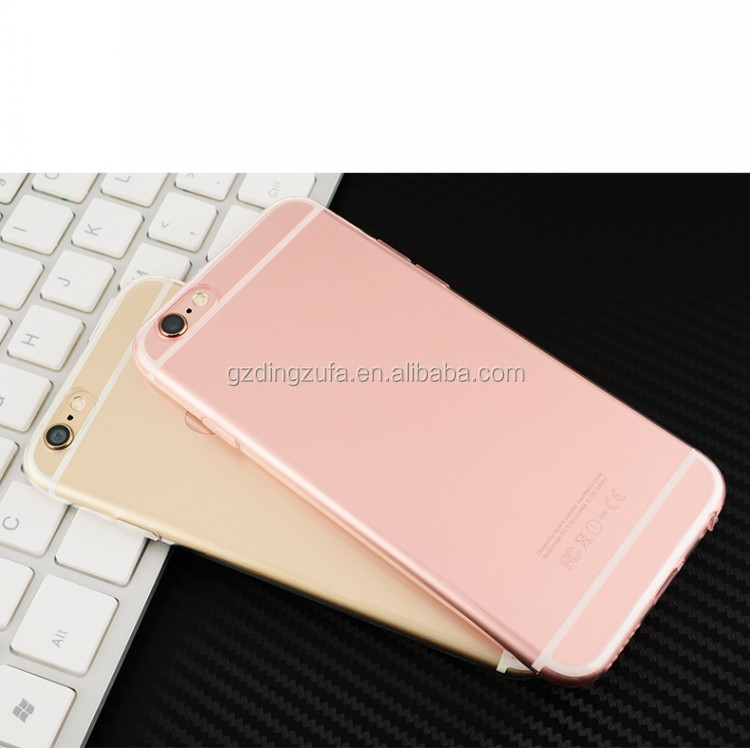 Ultra Thin clear Transparent tpu soft cell phone case for ZTE nubia MY prague tpu cover