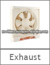Plastic Wall Mounted Electric Bathroom Exhaust Fan